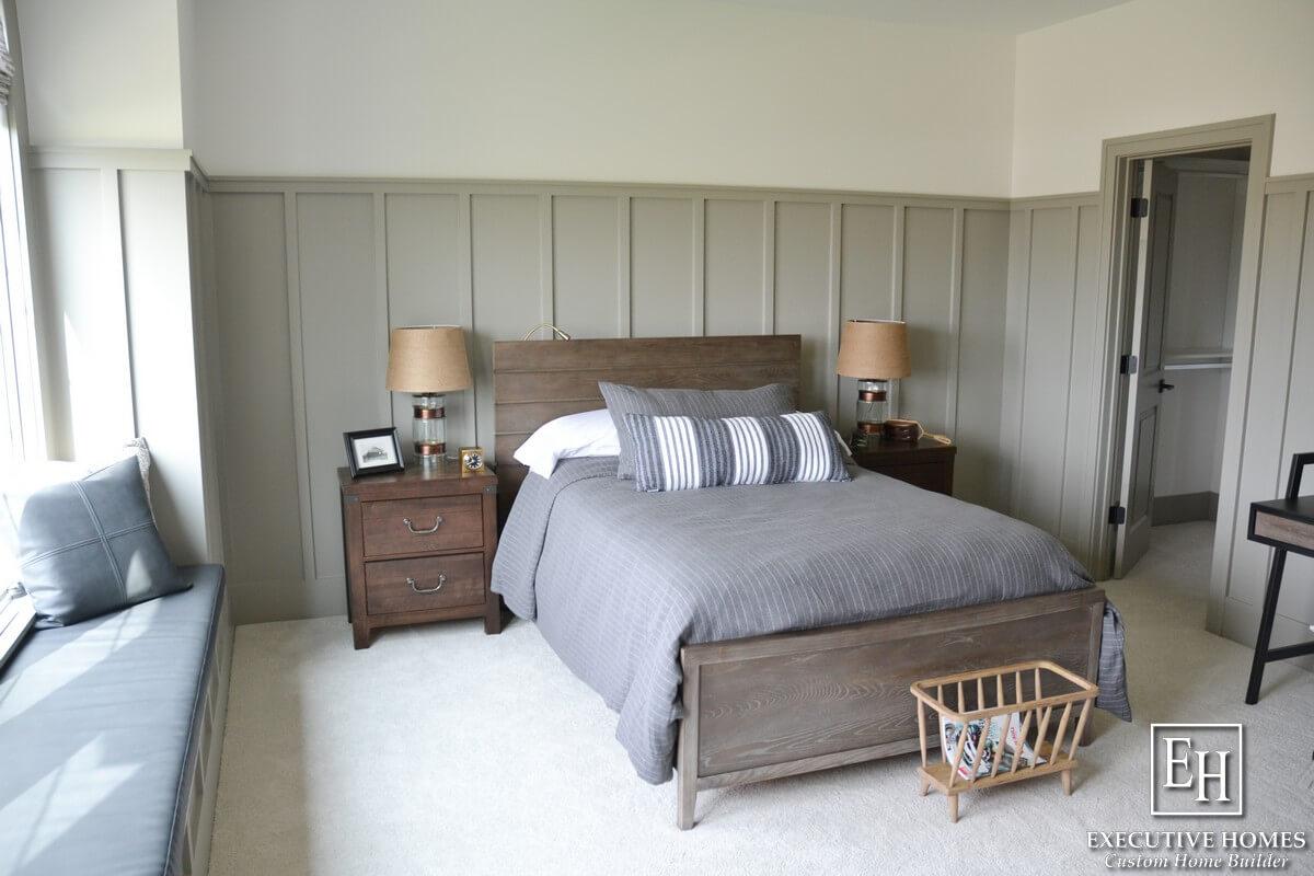 Custom bedroom model